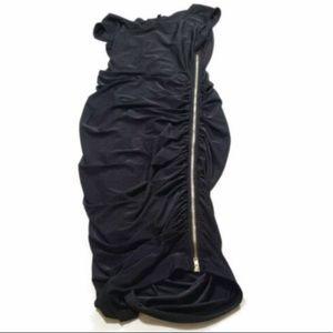 Jennifer Lopez Dresses - Jennifer Lopez Body Con Side Zip Dress